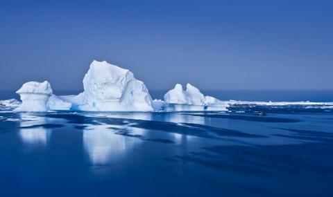 Изкуствен сняг ще спасява Антарктида
