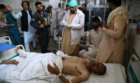 Талибаните отново сеят смърт