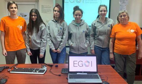 Българки спечелиха 4 медала от олимпиада по информатика  - 1