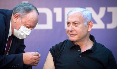 Израел постави рекорд, ваксинирайки 224 хиляди души за един ден