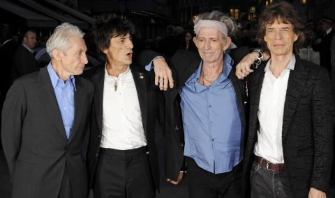 Rolling Stones пуснаха парче с Джими Пейдж, смятано за изгубено (ВИДЕО) - 1