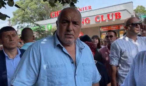 Борисов: Изпаднах в паника, след като чух Тошко Йорданов  - 1