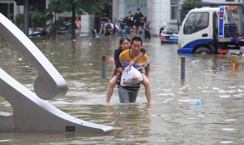 Китай се подготвя за екстремно време и през август - 1