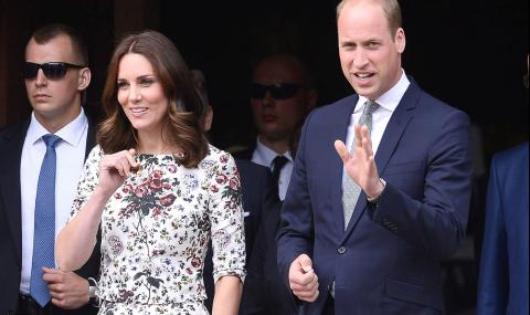 Кралски биограф със скандални разкрития за принц Уилям и Кейт Мидълтън
