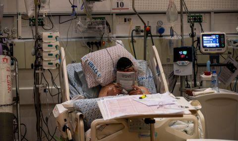 Всички болници в Израел имат екипи за психологическа помощ
