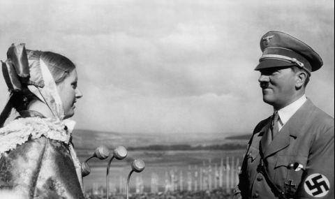 30 април 1945 г. Хитлер се самоубива