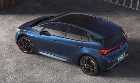 Cupra Born е променен и по-бърз VW ID.3 - 2