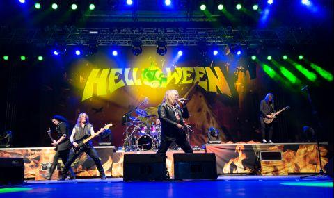 Легендите от Helloween обявиха нова дата за концерта си в България
