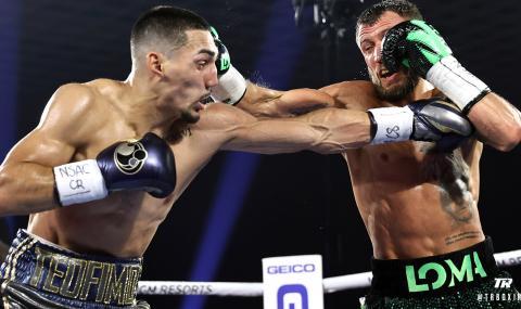 Мач в бокса счупи рекорд по гледаемост за годината (ВИДЕО)