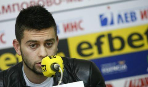 Станислав Костов вкара за Олимпиакос Никозия и се контузи