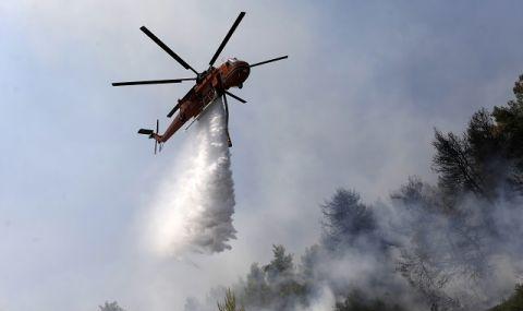 Над 2200 хектара са обхванати от пожара в испанската област Андалусия. Загина човек - 1
