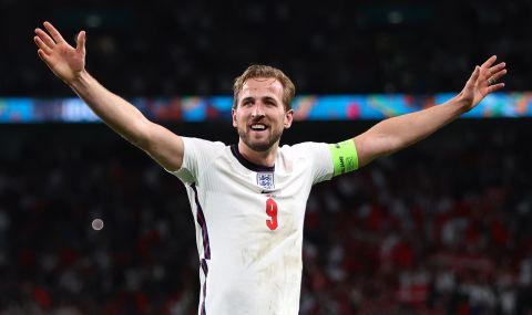 """UEFA EURO 2020 Бербатов: Кейн е изключителен, може да каже на критиците си """"да го д****е"""