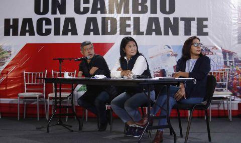 Изключително оспорвани избори в Перу