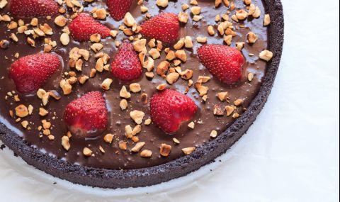 Рецепта на деня: Лесен сладкиш без печене