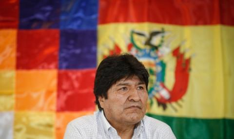 Ево Моралес се завръща в Боливия