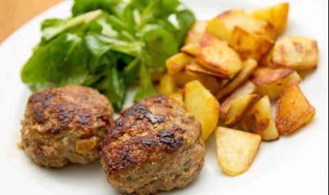 Рецепта за вечеря: Вълчи кюфтета