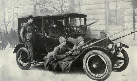 25 октомври 1922 г. Край на гражданската война в Съветска Русия