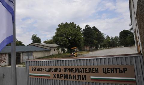 Масов бой в бежанския лагер в Харманли