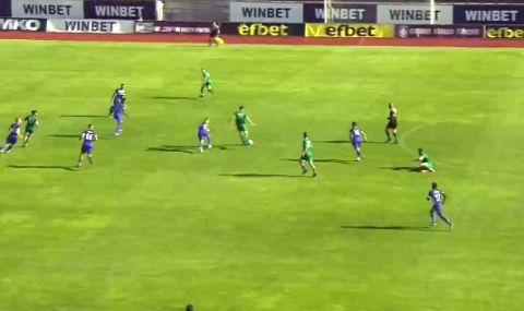 Етър с изключително важна победа срещу Ботев Враца (ВИДЕО)
