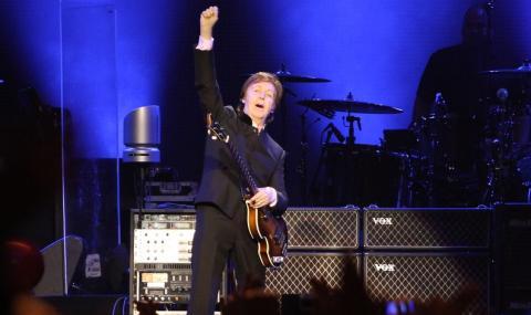 Пол Маккартни ще зарадва феновете с нов албум през декември