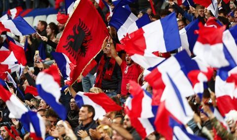 След серия от гафове: Франция се скъса да се извинява на Албания