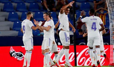 Звезда на Реал Мадрид аут за шест мача - 1