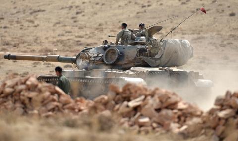 Жестока атака срещу съвместен патрул на Русия и Турция