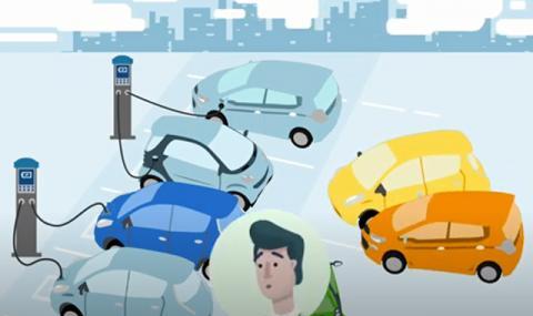 Нова технология за бързо зареждане на електромобили (ВИДЕО)