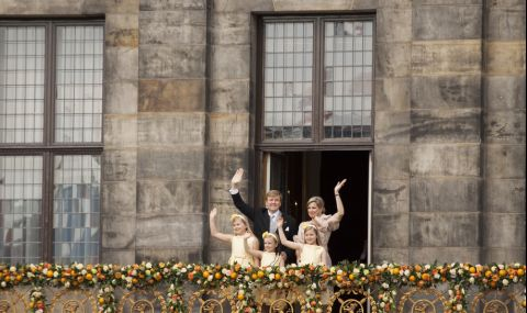 Рухва одобрението за разхайтеното кралско семейство на Нидерландия