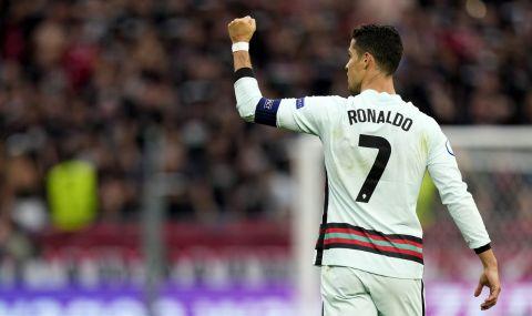 UEFA EURO 2020  Майката на Роналдо е запалила свещ за националния отбор на Португалия