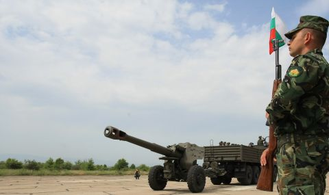Специалните сили с тренировка преди 6 май