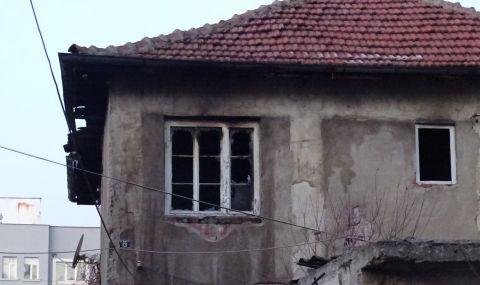 Възрастна жена загина при пожар в Бургаско