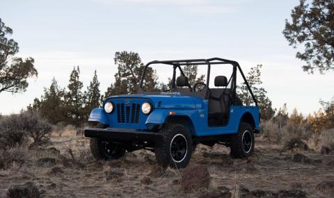 FCA съди индийци за менте на Jeep