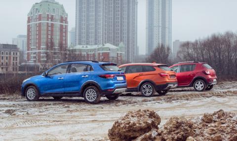 Пазарът на нови коли в Русия се съживява