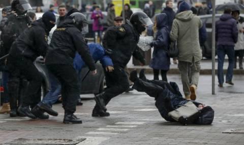Масово недоволство в Беларус