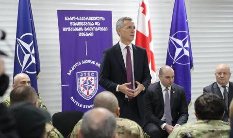 НАТО: Продължава тенденцията на дестабилизиращо поведение от страна на Русия към България