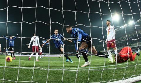 Рома допусна нова загуба, този път от пряк конкурент за участие в ШЛ