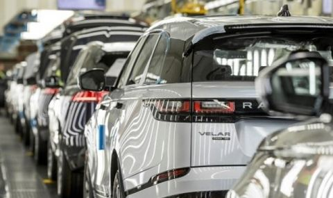 Автомобилното производство във Великобритания спада значително - 1