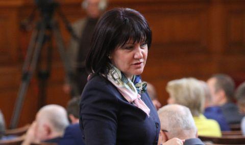 Цвета Караянчева: И без мандат ГЕРБ остава най-силната партия след ДПС в Кърджали