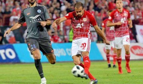 Араби продължават да настояват за ас на ЦСКА