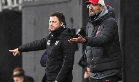 Клоп: Имахме нужда от пет или десет футболисти, но не можехме да си ги позволим