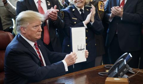 Решено! Тръмп удари жестоко Иран