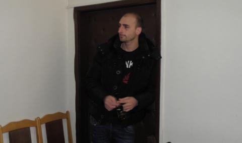 Съдът пусна Асен Бербатов под домашен арест