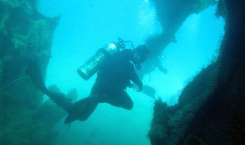 В Турция откриха подводница, потопена от нацистите преди 75 години