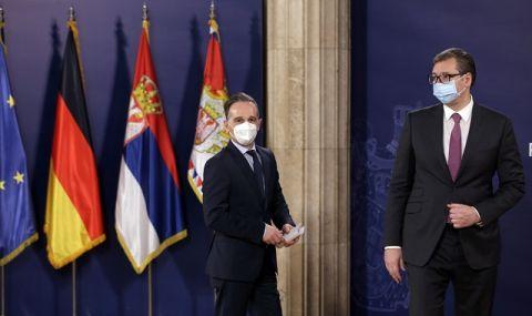 Германия настоява: Сърбия и Косово да нормализират отношенията си!