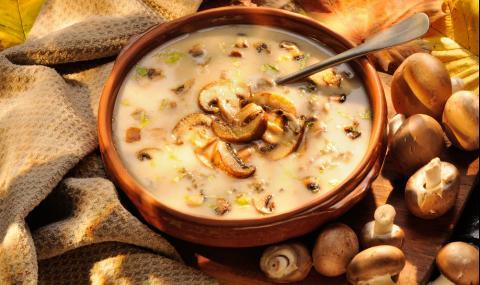 Рецепта за вечеря: Турска гъбена супа
