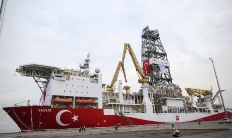 Какво откри Турция в Черно море