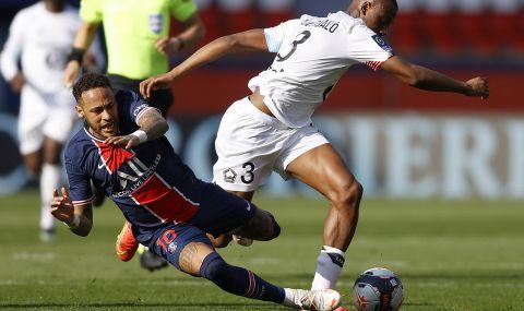 Легенда на френския футбол съсипа Неймар след глупостта му срещу Лил