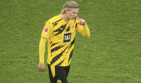 Борусия Дортмунд отхвърли офертата на Челси за Холанд