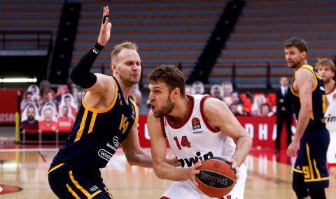 Най-добрият български баскетболист продължава да е на висота в Гърция - 1